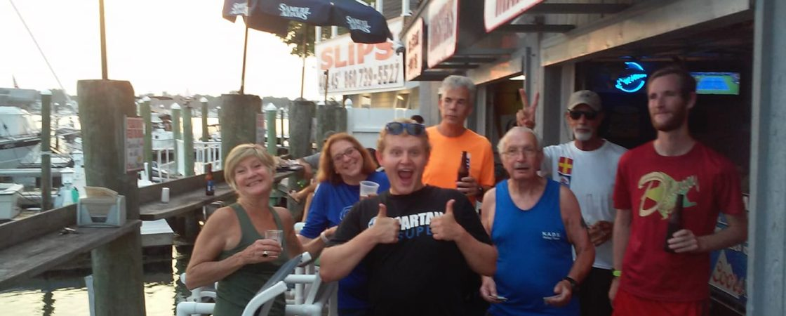 Strider pub crawl-August 2018